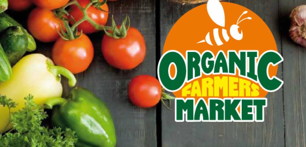 Poster design for Organic Farmers MarketAKSENT   AKSENT