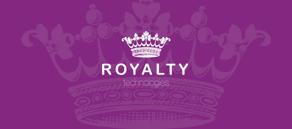 Logo Design For Royalty Technologies