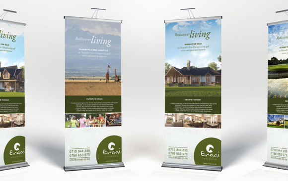 Enaai Roll-up Banners
