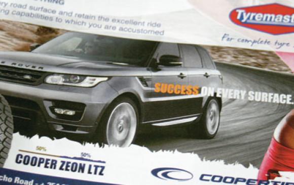 Tyremasters Advert