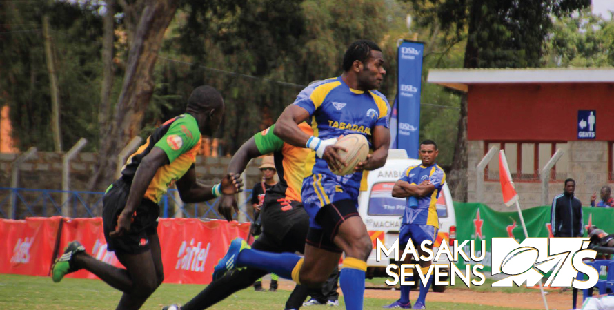 Masaku Sevens it can only get better