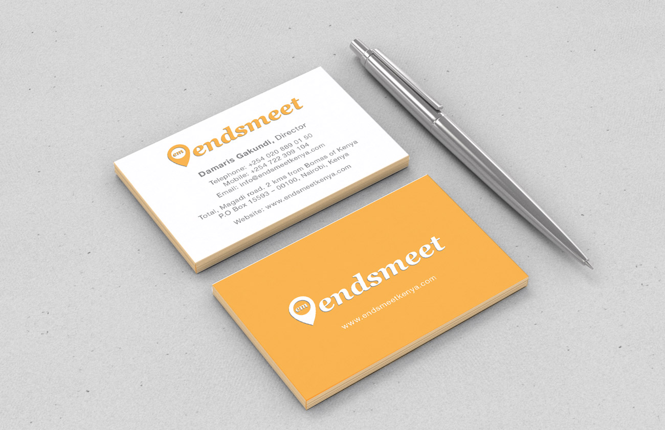 EndsMeet-business-cards