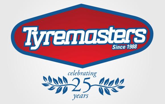 TyreMasters new logo
