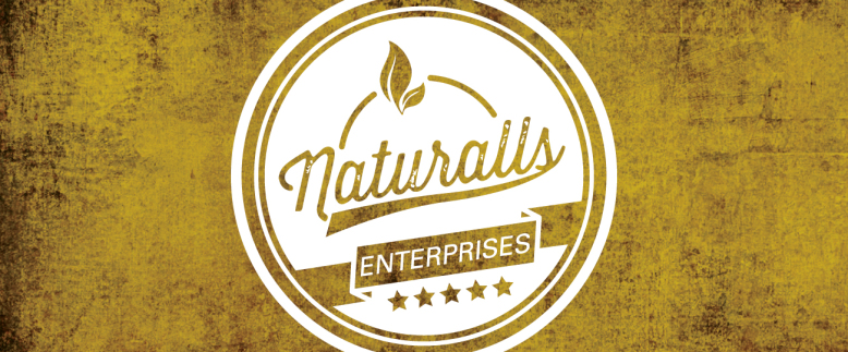 Naturalls Logo Design