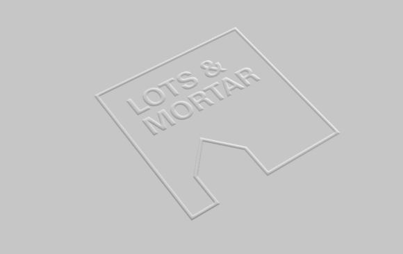 Lots and Mortar Graphic Design