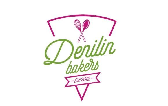 Denilin Bakers Logo design